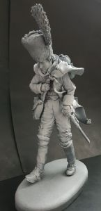 French Horse Grenadier 1812  Full Figure